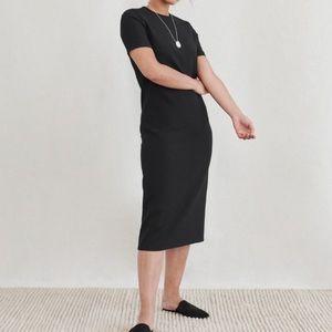 Jenni Kanye Plume Midi Dress Medium